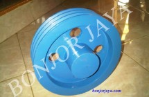 Pulley D3 x 14 inch